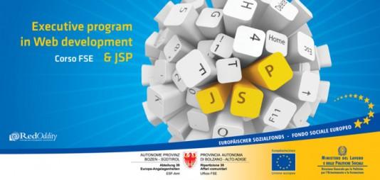 Corso fse – executive program in web development e jsp