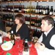 Markus Lauer, Francesca Peruz e Davide Tondo, con il suo preclaro bocchino...
