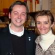 Patrick Ohnewein e Antonella Beccaria