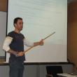 Lorenzo Muttoni, ovvero quando il bastone è più efficace del laser...