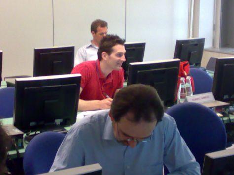 I partecipanti. Al centro Roberto Ambrosi di Alto Adige Marketing