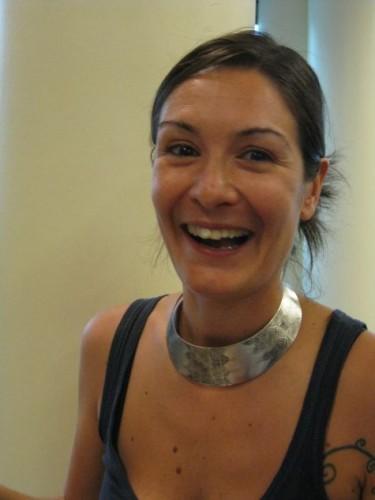 Francesca Beordo, tutor dei corsi
