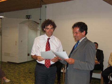 Erwin Keim e Franz Rainer