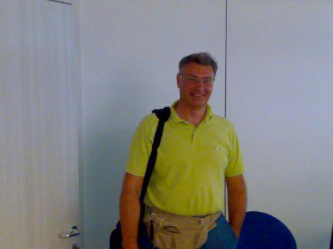 Alessandro Sani, promotore del corso