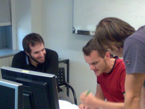 """... in realtà inizia un """"terzo tempo"""" con Egon Gamper e Manfred Messner di Informatica Alto Adige"""