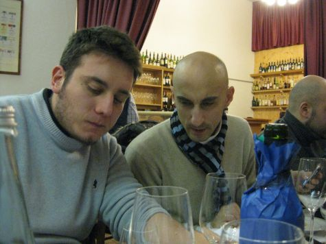Marco Maria Diodato e Tiziano Fruet