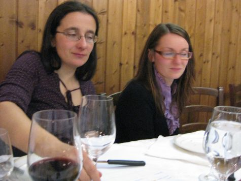 Eugenia Franzoni e Paola Winkler