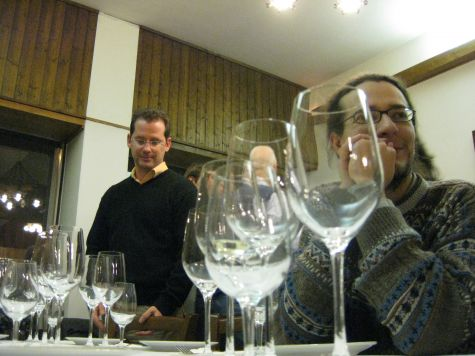 Daniele Mori e Christian Anton Mair