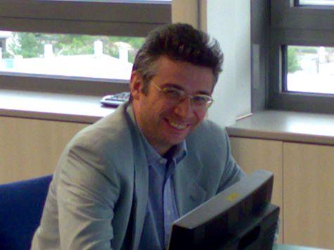 Alfredo Iellici di Informatica Alto Adige Spa, promotore del corso